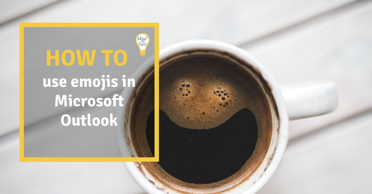 Kaffee mit Smiley