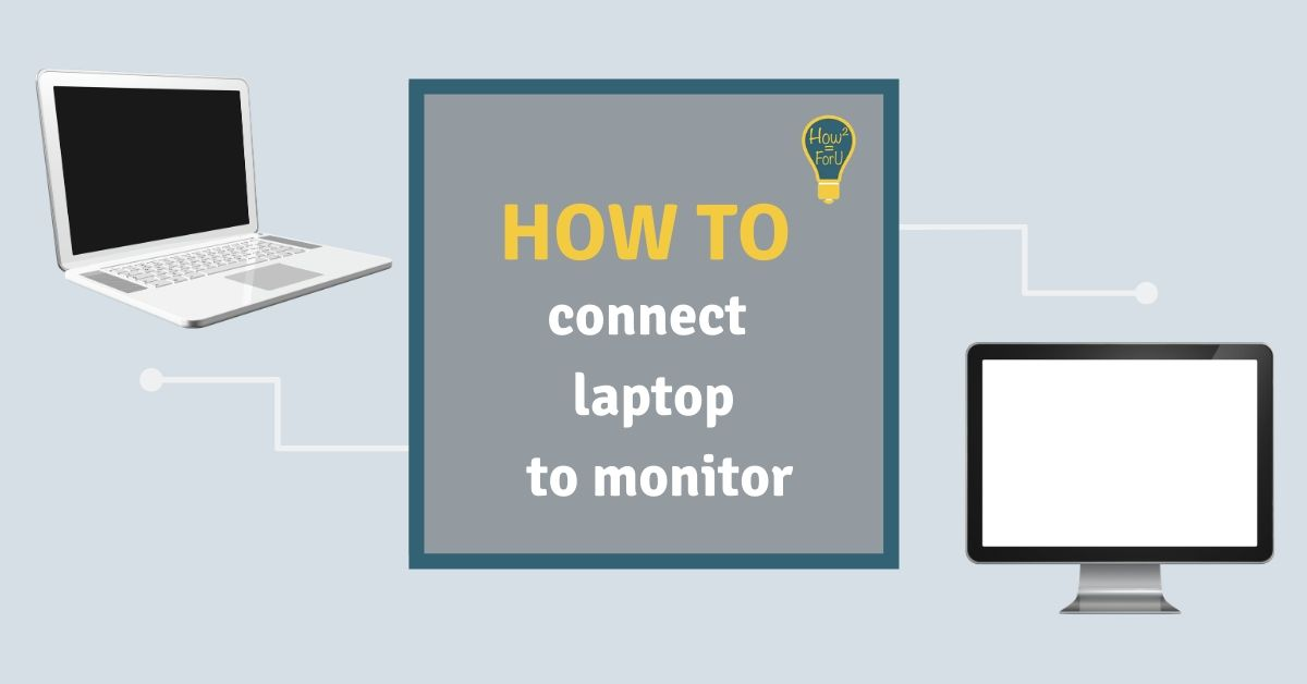 laptop monitor