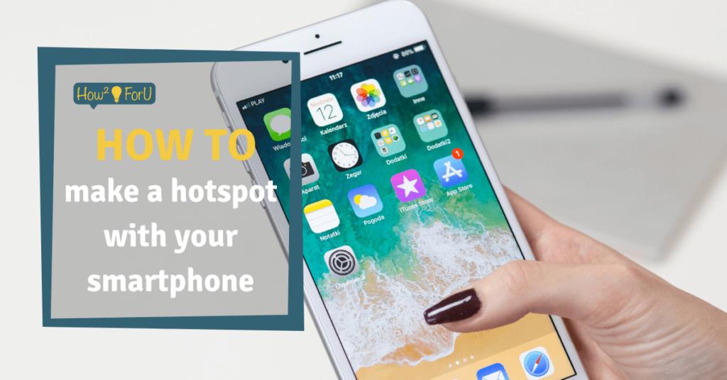 Hotspot Smartphone