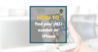How to find the IMEI number on your iPhone