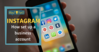 Instagram: How to set up a business account