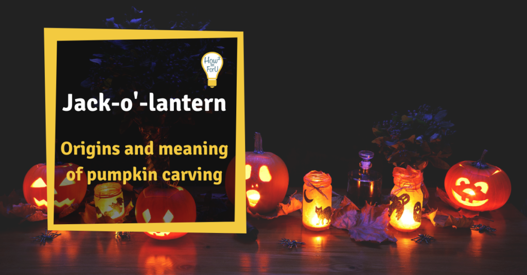 "Teaser image for the article ""Jack-o-lantern: Origins and meaning of pumpkin carving"""