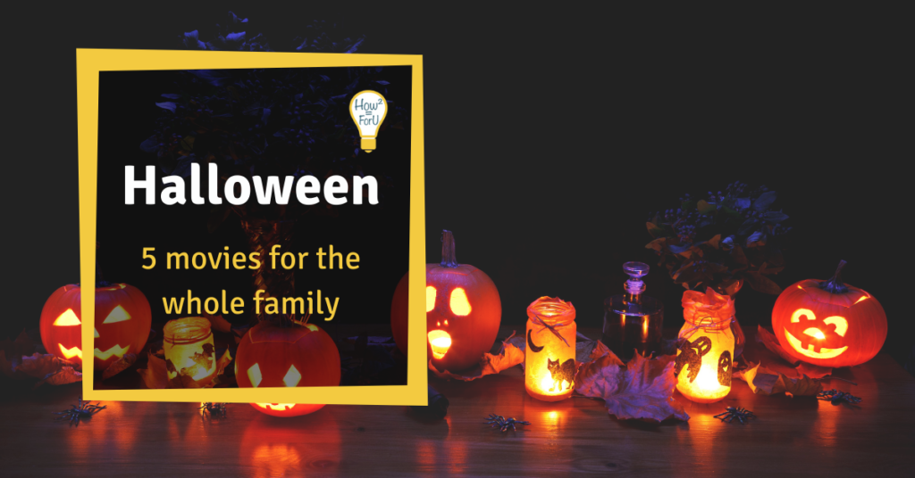 5 halloween movies for the whole family