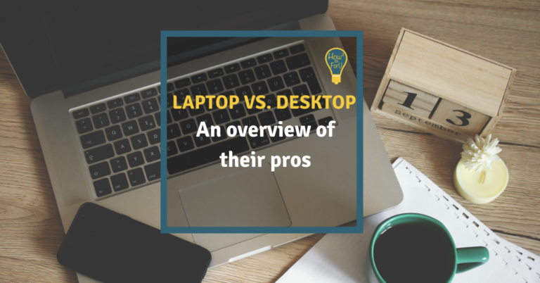 Laptop vs Desktop
