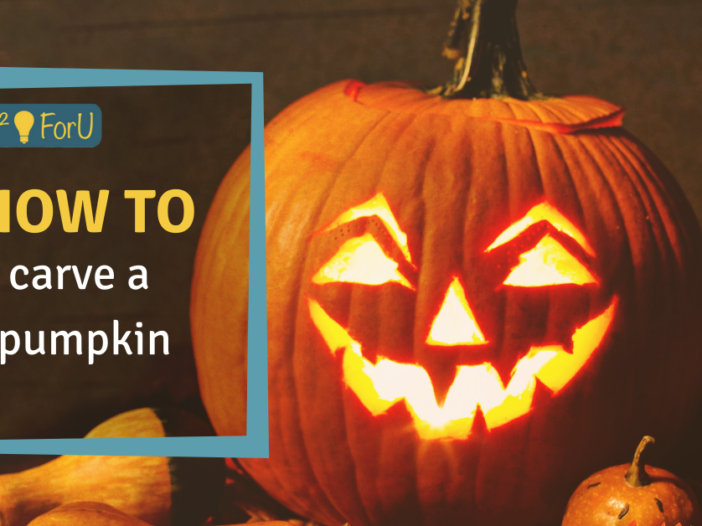 "Teaser image for the article ""How to carve a pumpkin"""