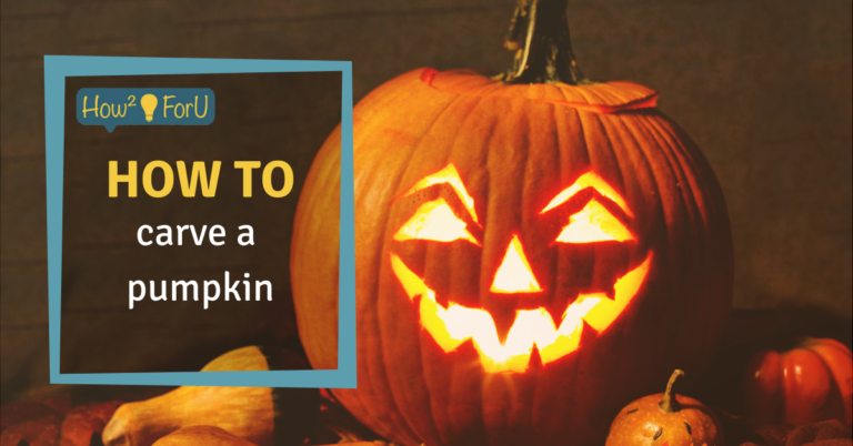 """Teaser image for the article """"How to carve a pumpkin"""""""