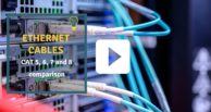 Ethernet cable differences: CAT 5, CAT 6, CAT 7 and CAT 8