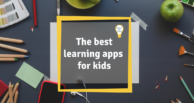 The best learning apps for kids for Android and iOS