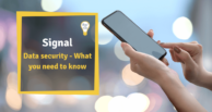Signal App: Data security - What you need to know