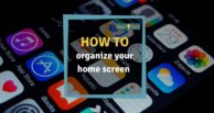 iOS 14: How to organize your home screen