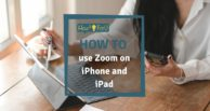 How to use Zoom on iPhone and iPad